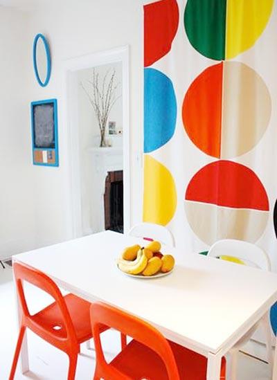 餐厅色彩搭配装修装饰效果图