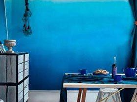 感受大海气息  10个蓝色系餐厅装修效果图