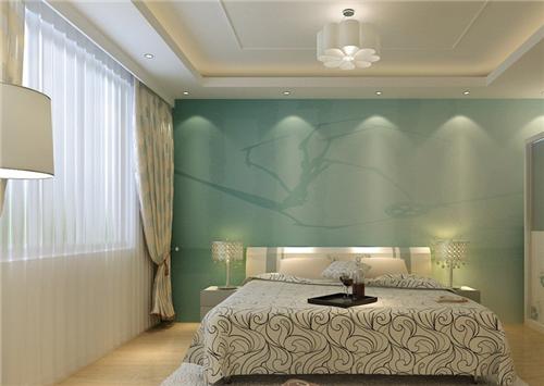 床头背景墙装修效果图 卧室床头背景墙装修设计方案