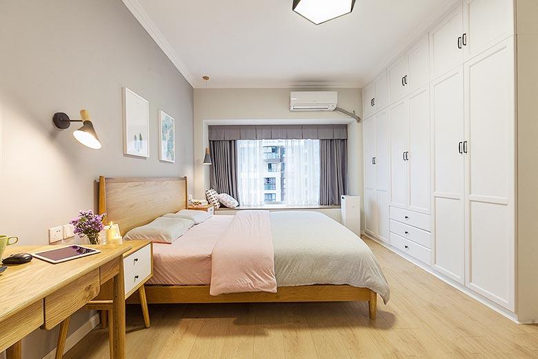 卧室布置整体效果图
