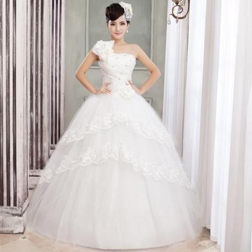 12星座婚纱礼服图片 十二星座适合什么婚纱