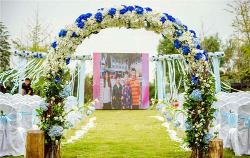 室外婚庆场地布置攻略 室外婚礼策划方案