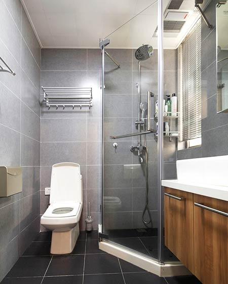 卫生间淋浴房装修图