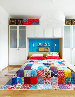 异域风情卧室装修装饰效果图