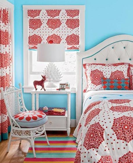 异域风情卧室设计装修图