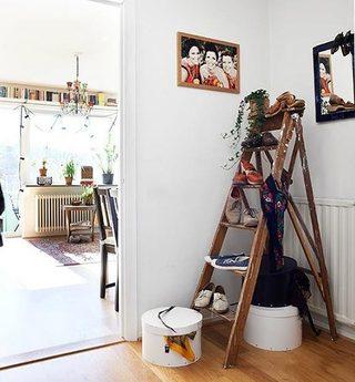 简易装修玄关装修装饰图片