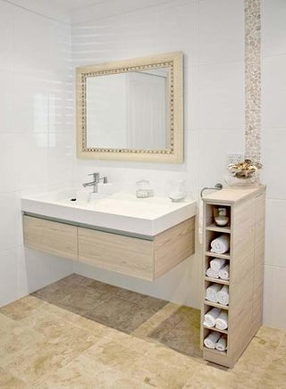 卫生间设计收纳设计平面图