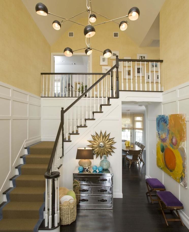 楼梯装修效果图大全 室内创意楼梯设计