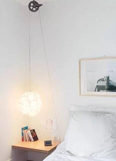 卧室床头板装修装饰效果图