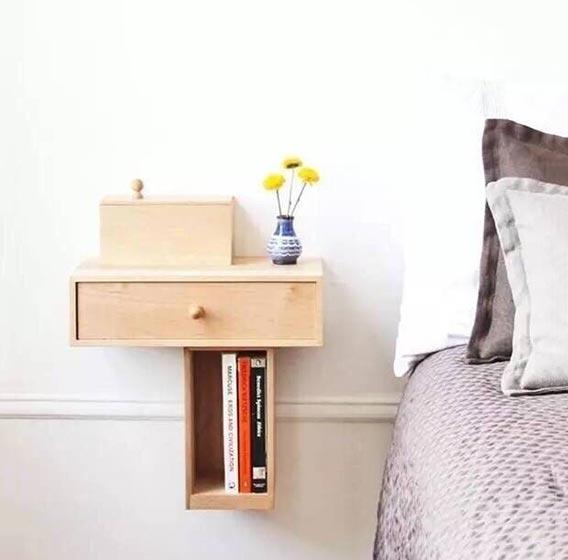 卧室床头板装修装饰图片