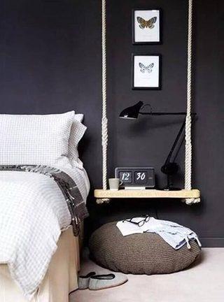 一步到位  10款卧室床头板设计图片9/10