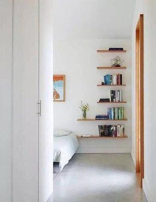 一步到位  10款卧室床头板设计图片10/10