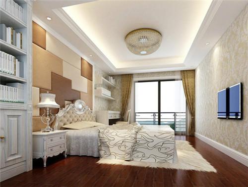 长条形卧室装修效果图 长方形卧室装修设计技巧