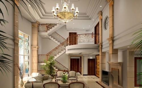 客厅带楼梯装修小空间大能耐