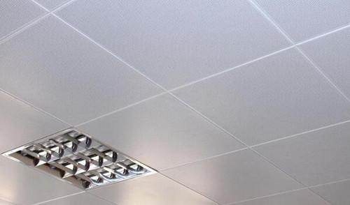 如何辨别吊顶铝扣板 吊顶铝扣板施工工艺图片