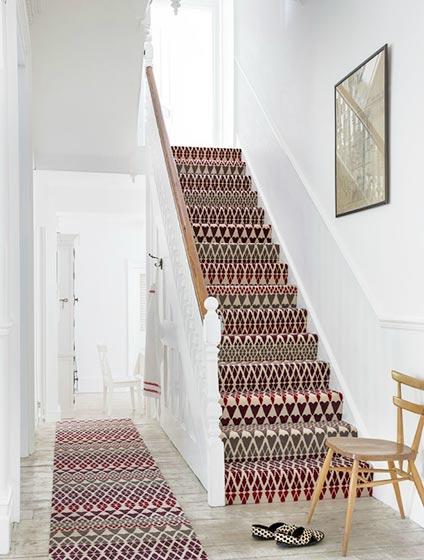 楼梯地毯设计效果图