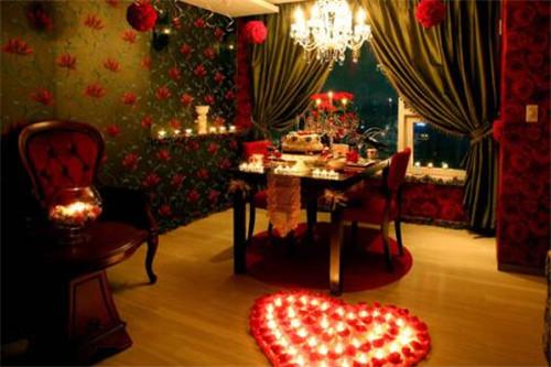 求婚场景布置图片 怎样布置简单又浪漫的求婚现场