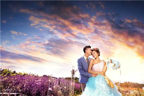 三亚婚纱摄影前十有哪些 2017三亚婚纱摄影排行榜图片