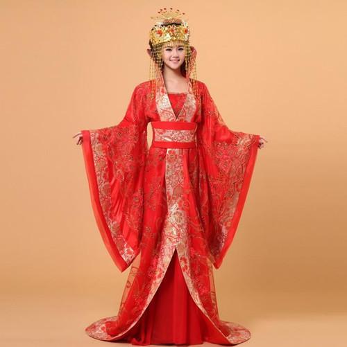 中式新娘礼服图片大全 中式婚服都有哪些风格