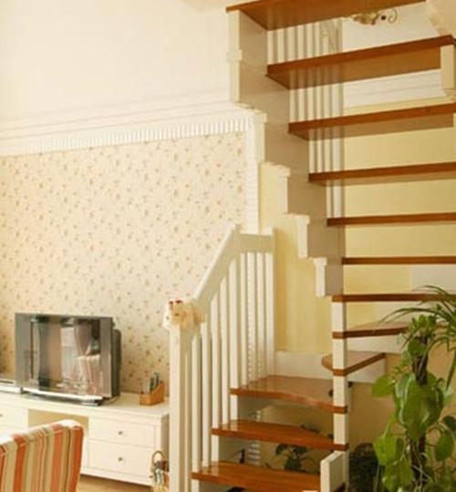 楼梯装饰效果图 阁楼楼梯装饰打造趣味生活