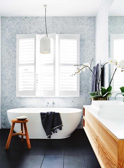 北欧卫生间浴缸图片