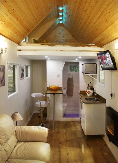 小户型公寓设计平面图