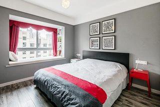 卧室飘窗设计装修图