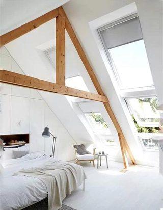 简约风卧室设计参考图