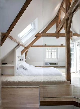 简约风卧室设计参考设计图