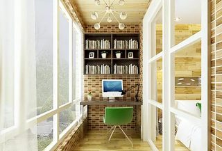 让家居更美  10款阳台改造设计参考图9/10