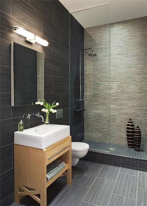 2㎡卫生间装修效果图 创意设计让小卫生间更实用