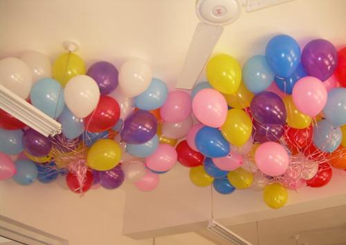 结婚气球布置效果图 怎么用气球布置婚礼现场