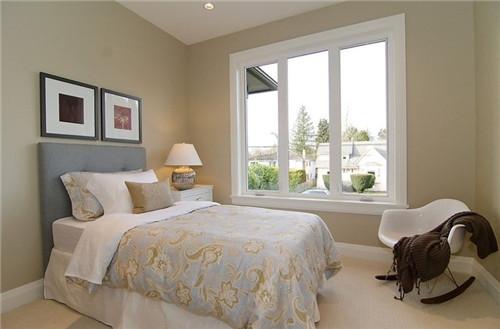 小户型主卧室装修效果图大全 8平米小卧室装修设计方案图片