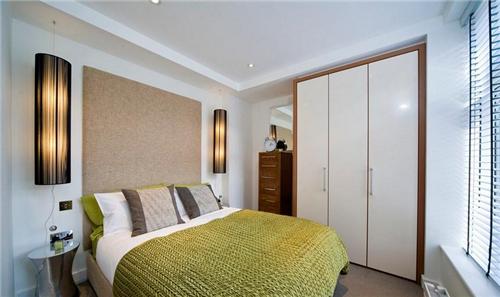 小户型主卧室装修效果图大全 8平米小卧室装修设计方案