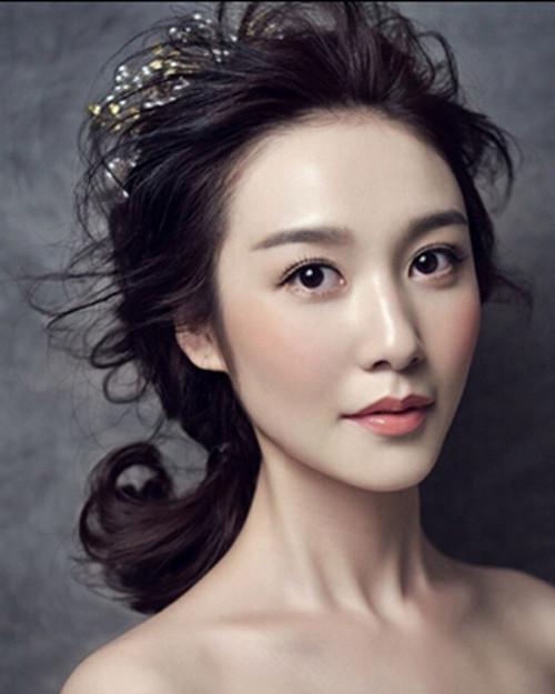 新娘经典韩式发型100例 如何轻松打造韩式新娘造型图片