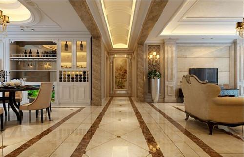2017客厅酒柜装饰效果图 打造别样风情的客厅酒柜