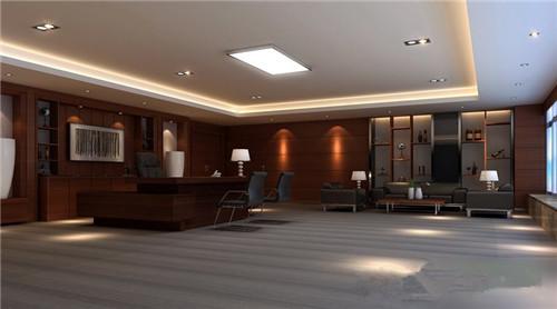 豪华办公室装修效果图大全 热门办公室装修设计案例