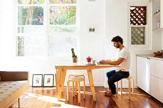 42平小户型一居客厅装修效果图