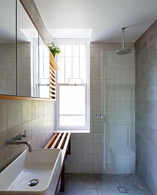 42平小户型一居卫生间装修