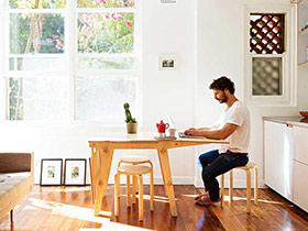 42平小户型一居室装修 两个人的幸福之旅