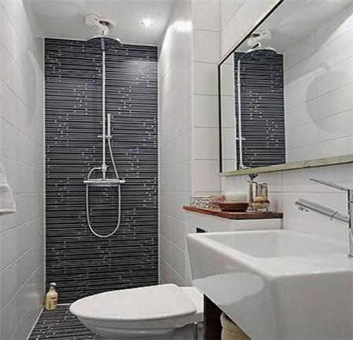 2017小卫生间装修效果图大全 教您几招玩转小卫生间装修