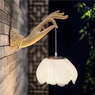 创意壁灯设计平面图