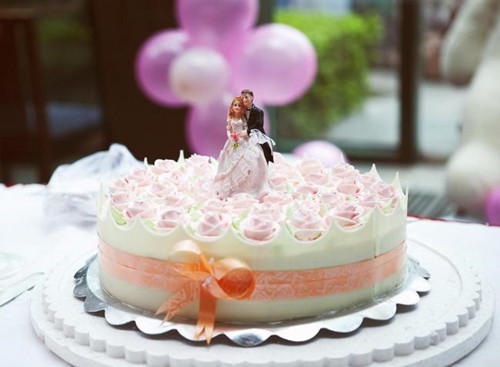 婚庆蛋糕图片大全 如何挑选婚礼蛋糕