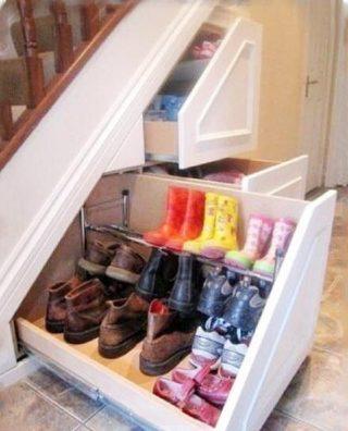 鞋柜收纳设计欣赏图