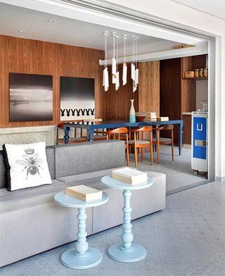 现代美式精致客厅图片大全