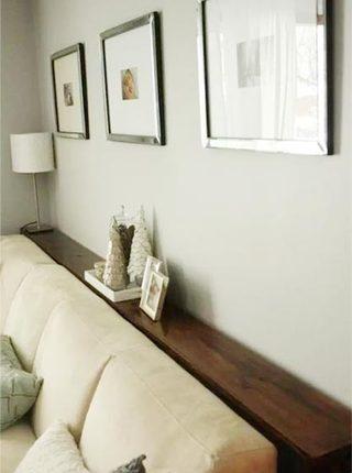 沙发装饰柜设计平面图