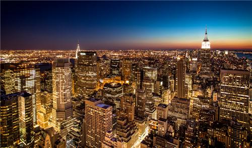 美国纽约近十年房价走势图 2017年纽约房价预测