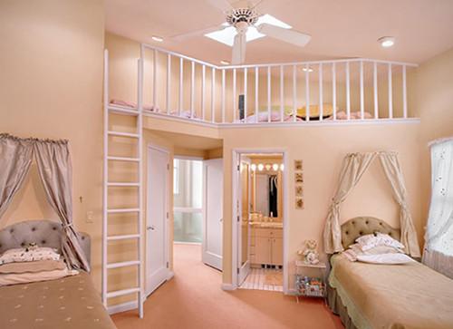 房间小怎么装修好看 6平米卧室装修注意事项图片