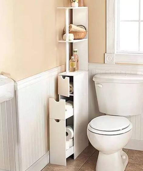 卫生间收纳柜参考图