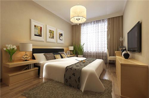 150平方米房屋装修效果图 美观大气简约风格家居装修